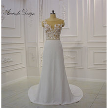 17d31b1490 Buy casual chiffon wedding dresses and get free shipping on ...