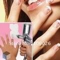 Envío Gratis 20 UNIDS Pintura Plantilla Uñas/Manicura/Pedicura Nail art consejos Aerógrafo Plantilla Pintura