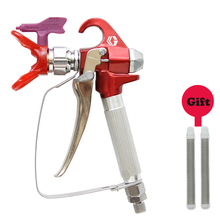 Gun Paint-Sprayer Airless Spray-Gun Professional At Used Quality