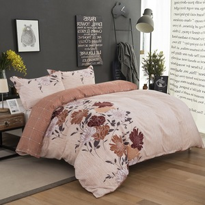 Image 2 - LOVINSUNSHINE Bedding And Bed Sets King Duvet Cover Set Flower Bedding Set AB07#