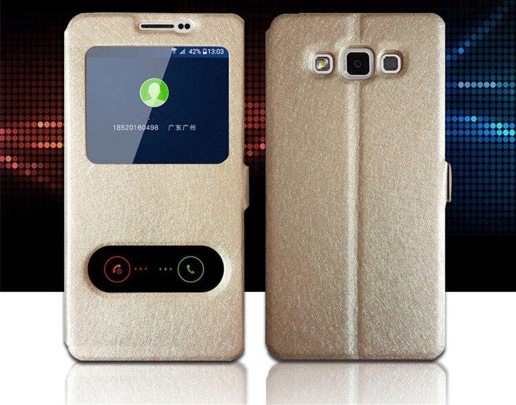 Funda con tapa samsung, gran elegancia para móviles