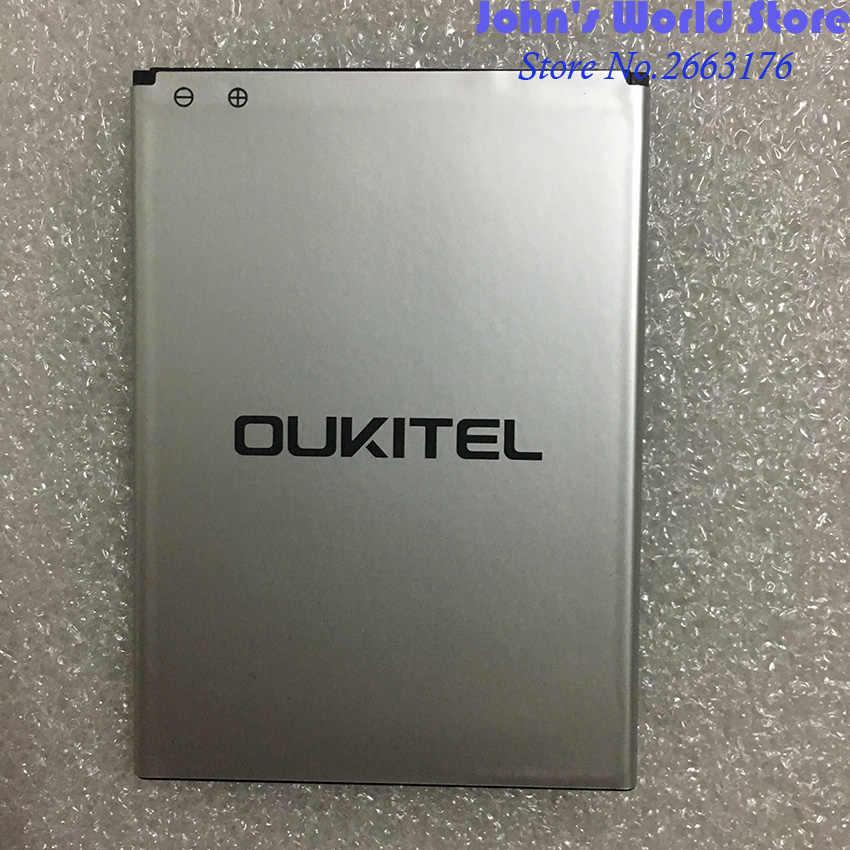 100% Baterai Baru untuk Oukitel C5 2000 MAh Khusus Baterai Cadangan untuk Oukitel C5 Pro Ponsel