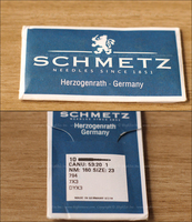 10pcs Blue Lion schmetz industrial sewing machine needle circular needle quilting needle 794 7x3 leather needle DYx3