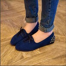 Spring Autumn Comfortable Shoes Women New fashion designer Trendy Casual Flat Heel Shoes Bow Knot Round Toe Slip Shoes