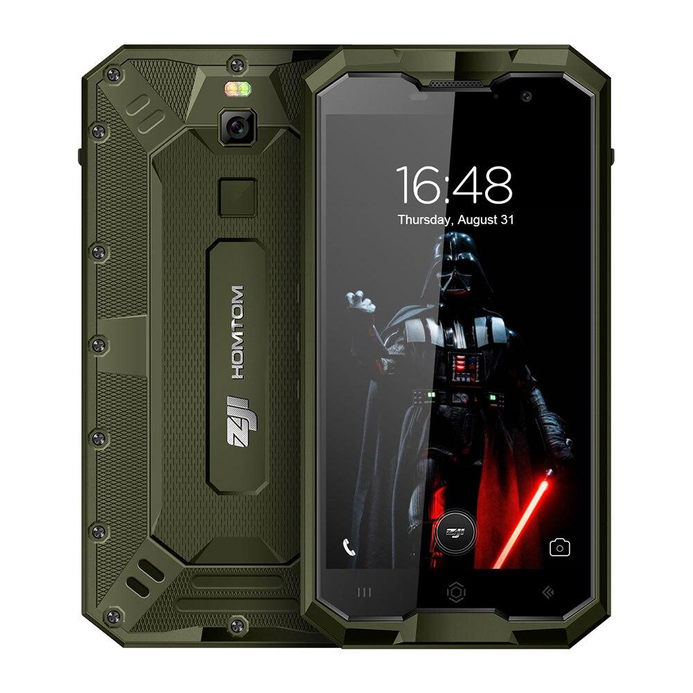 HOMTOM ZOJI Z8 téléphone 5.0