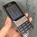 Оригинальный NOKIA C5 00 C5 Mobile Phone Unlocked Арабский Русская Клавиатура Восстановленное C5 Мобильного Телефона