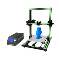 Anet E10 Easy Assembler 3d Printer Reprap Prusa I3 Aluminum Frame DIY 220 270 300mm Large