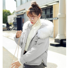 Прямые продажи продвижение хлопок Свободное пальто корейский зима утолщение фондовый ватник куртка легко Bf хлеб обслуживание одежда