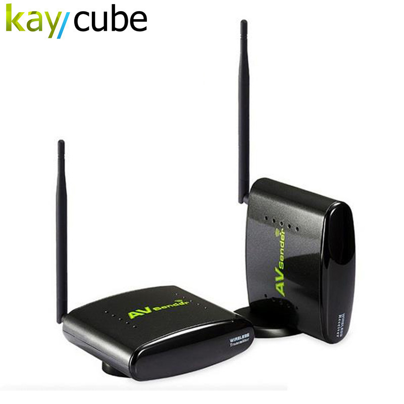 PAT 360 AV Sender Wireless Transmitter Receiver 350m 2.4g Wireless Av Sender Transmit AV Signals Of DVD IPTV Satellite STB STB аксессуары для видеонаблюдения av 250m 350 pat 350
