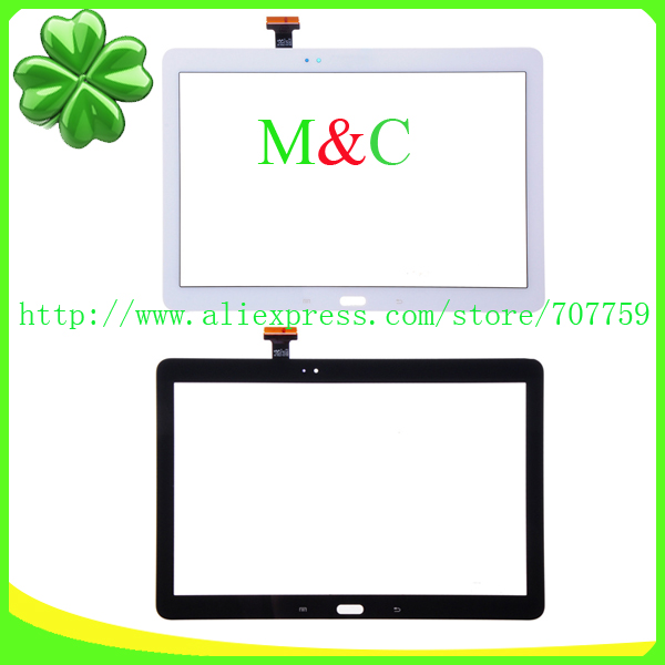OGS P600 Touch Panel For Samsung Galaxy Note 10.1 P600 P601 Touch Screen Digitizer Panel New With Tracking