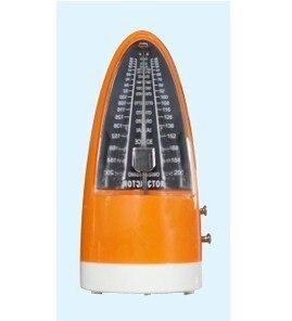 Livraison gratuite universel authentique conducteur mécanique métronome guitare piano violon saxophone batterie cithare, Orange