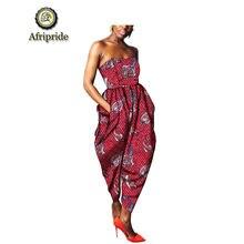 Женский комбинезон с принтом в африканском стиле летний пикантный