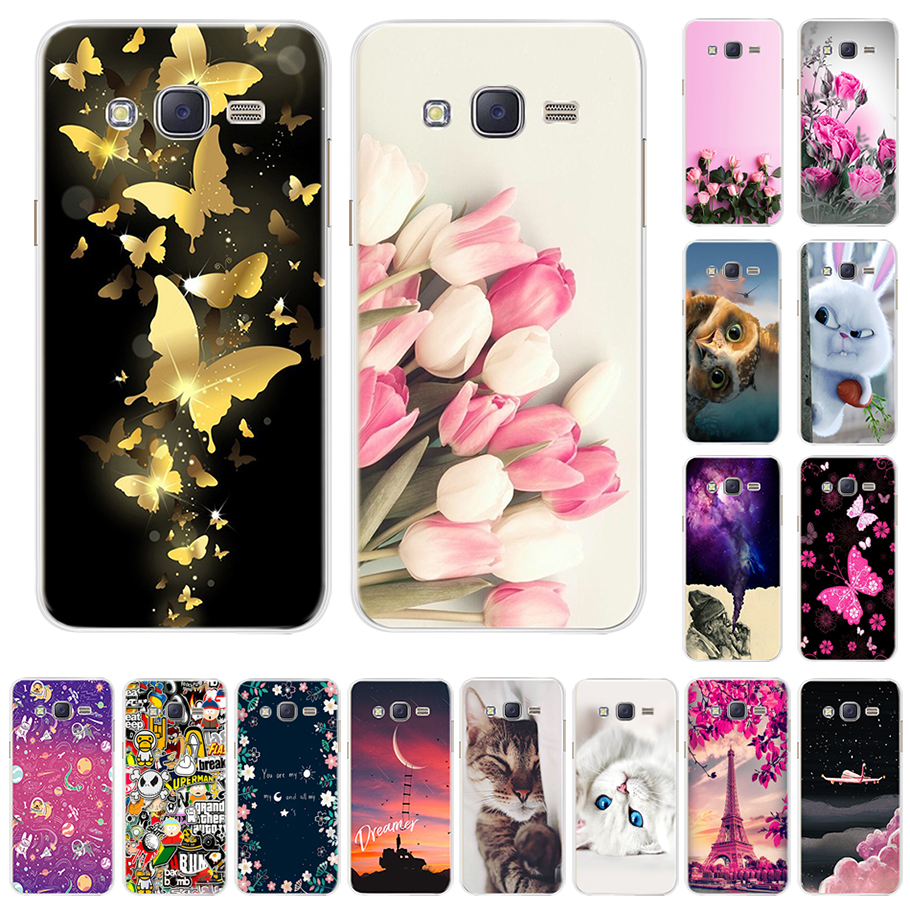 Fashion Cool Case For Samsung Galaxy J5 Case Silicone Soft TPU For Samsung J5 J5008 YC955 SMJ500F J500 J500F Phone Cover 2015 image
