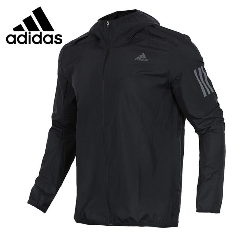 Original New Arrival 2018 Adidas RS HD WND JKT M Men's jacket Hooded Sportswear original new arrival 2018 adidas sn stm jkt m men s jacket sportswear