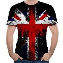 a15e03b79f9632 (Schiff aus US) Männer t-shirt Mode Für Männer Sommer Casual Kurzarm Oansatz  Hemd Gedruckt T-Shirts Tops Rote hahn streifen design hip hop  3180.