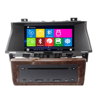 New 8 Car DVD Player GPS Navigation System For 08 Honda Accord 2008 2009 2010 2011