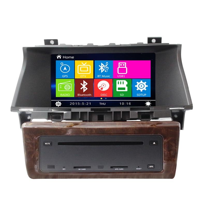 new 8 car dvd player gps navigation system for 08 honda. Black Bedroom Furniture Sets. Home Design Ideas