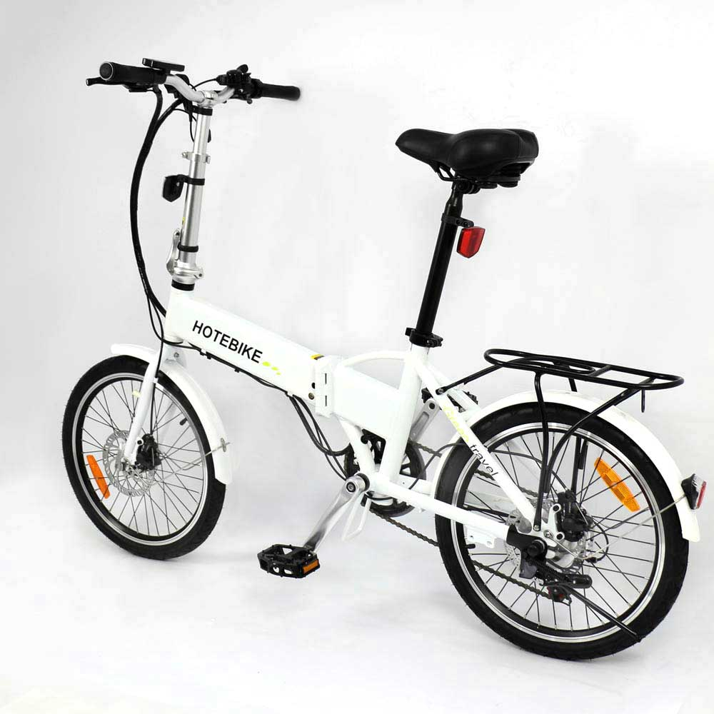 Cheap free shipping 20 inch aluminum alloy frame best folding electric bike 2