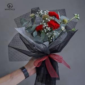 MiHuaGe wystrój pakowania papier do pakowania w ślubne festiwal prezent wystrój Wrap kopiuj bibułka kwiaty papierowe dekoracje ślubne papieru