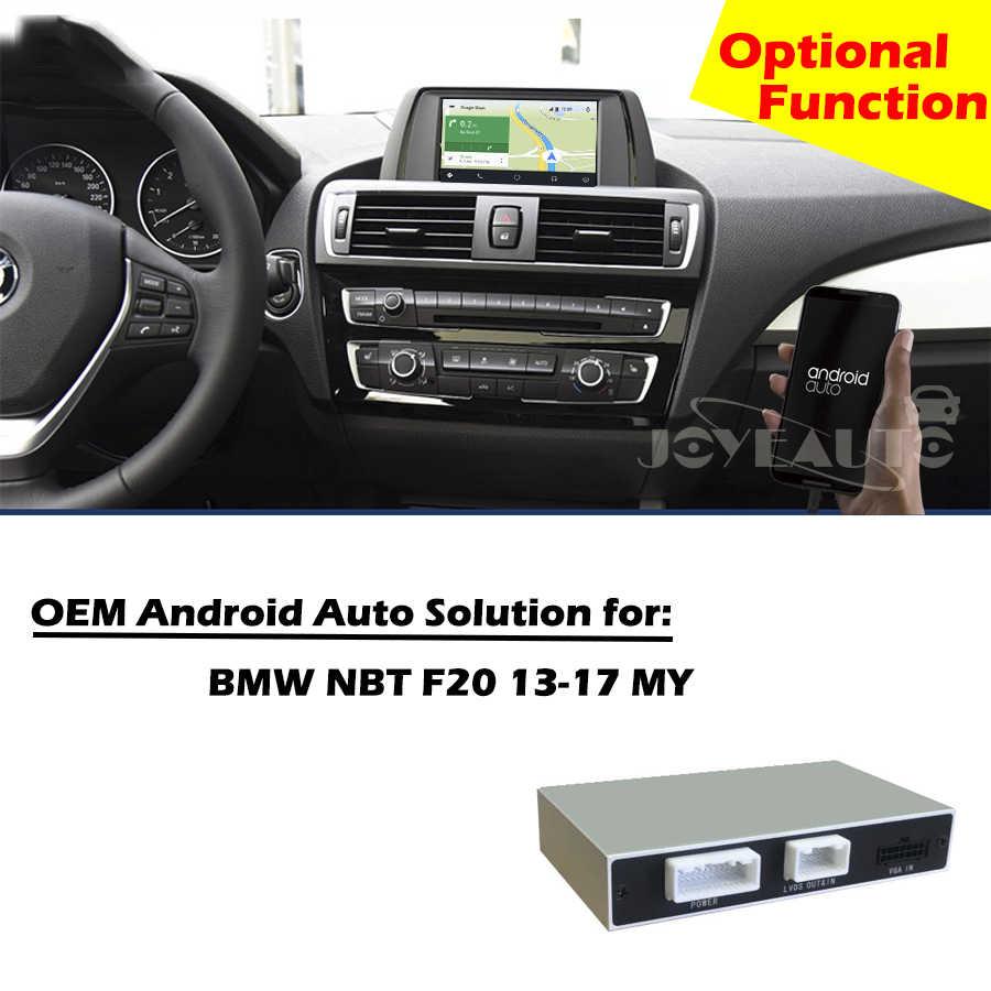 Aftermarket CarPlay Interface 1 Series F20 NBT 2013-2017 MY Apple Carplay  Android Auto Solution Retrofit Box