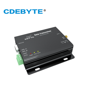 Image 3 - E90 DTU 433L30 yarım dubleks LoRa uzun menzilli RS232 RS485 433MHz 1W IOT uhf kablosuz alıcı modülü 433M verici alıcı