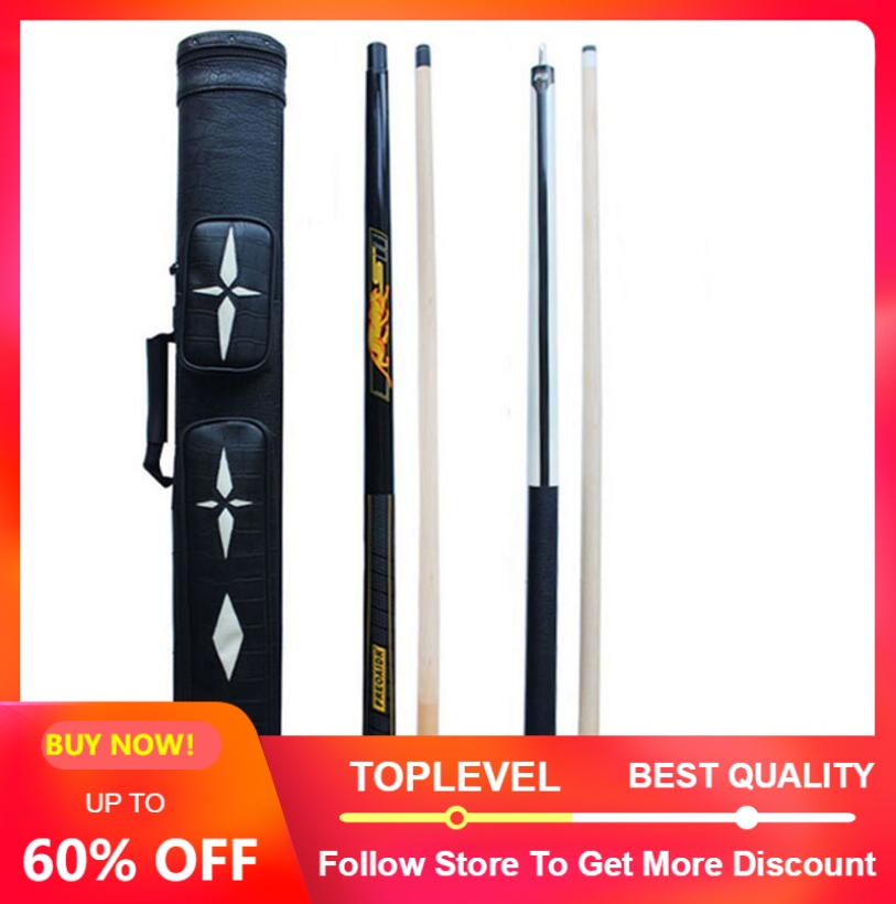 PREOAIDR P3R Pool Cue Tip S2 Break Punch Jump Cue Set 1 P3R Pool Cue 1
