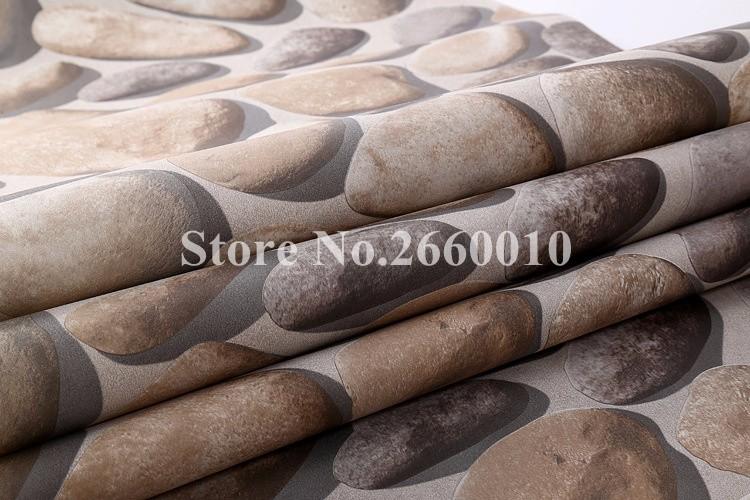 Parede Wallpaper Simulasi Batu 24
