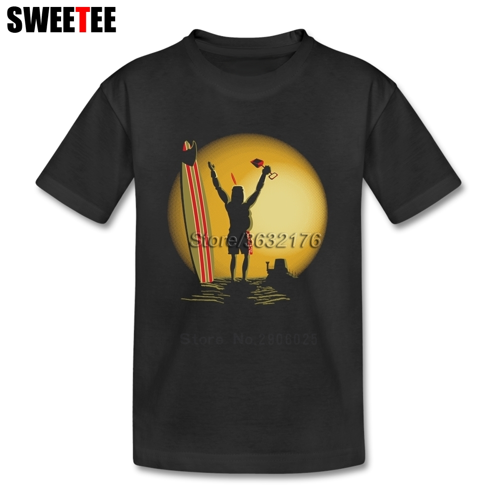 Endless Sun Bro childrens T Shirt 100% Cotton Short Sleeve O Neck Tshirt Tees Boys Girls 2018 Modern T-shirt For Kids
