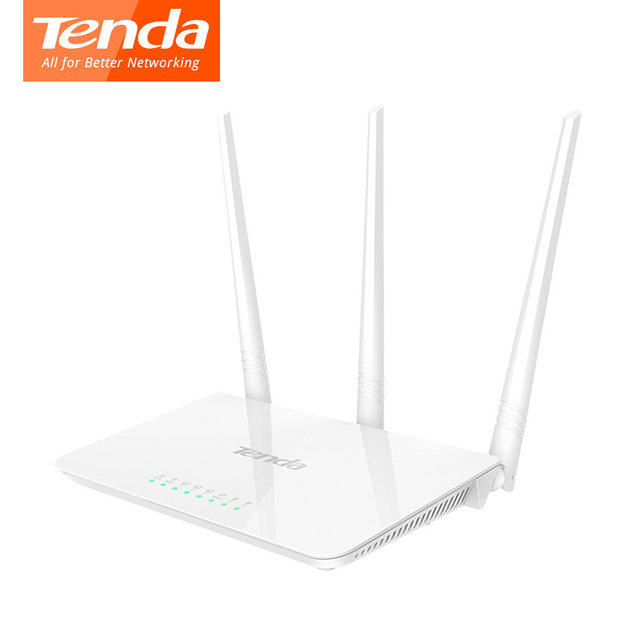 Tenda F3 300Mbps Wireless router WiFi Router , Wi Fi