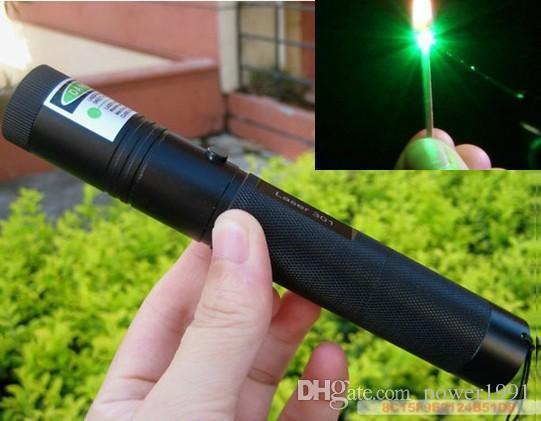 532nm зеленый лазерный указатель регулируемым фокусом ожог матч + безопасный ключ + чейнджер + коробка + БЕСПЛАТНАЯ ДОСТАВКА
