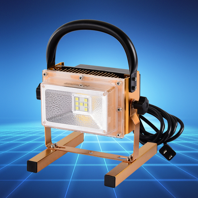 Top Quality AC85 265V US Plug Portable Work Light 30W 50W
