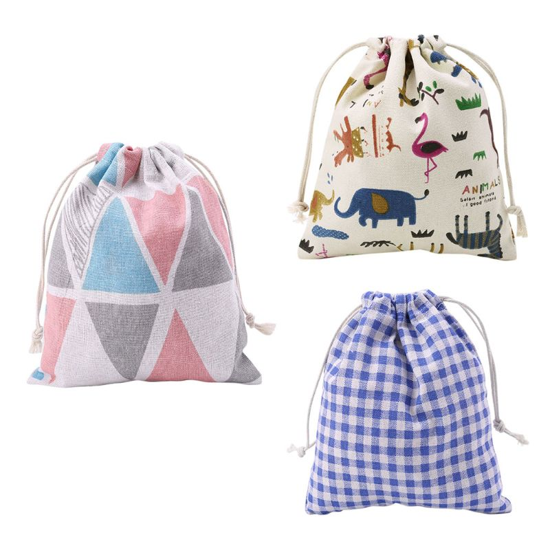 1PC Women Printing Drawstring Bag Toiletry Shoes Laundry Travel Pouch  For Candy Gift Bag Travel Organizer  1PC Women Printing Drawstring Bag Toiletry Shoes Laundry Travel Pouch  For Candy Gift Bag Travel Organizer