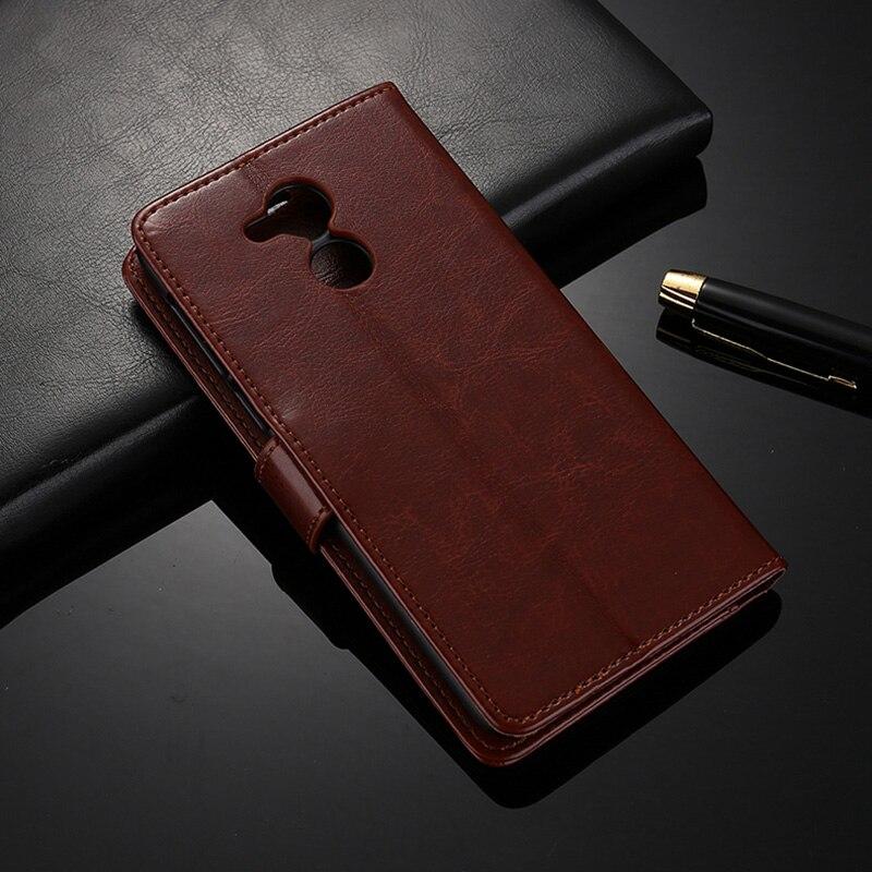 Роскошные Ретро Кожаный чехол-книжка с функцией подставки для honor 6C 6A случаях на honor 6A 6 DLI-AL10 чехол для телефона для Huawei honor 6C 6C pro