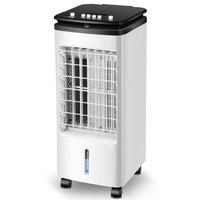 Thuis Air Heater Airco Ventilator Afstandsbediening Koeling Koelventilator Geplande Reservering Mini Draagbare Airconditioner