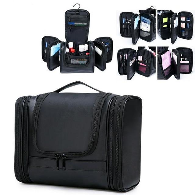 Outdoor First Aid Kit Large Capacity Sports Nylon Waterproof Cross Messenger Bag Family Travel Emergency Bag DJJB024