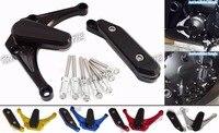 waase Engine Stator Crash Pad Frame Slider Protector For Yamaha YZF R1 2009 2010 2011 2012 2013 2014