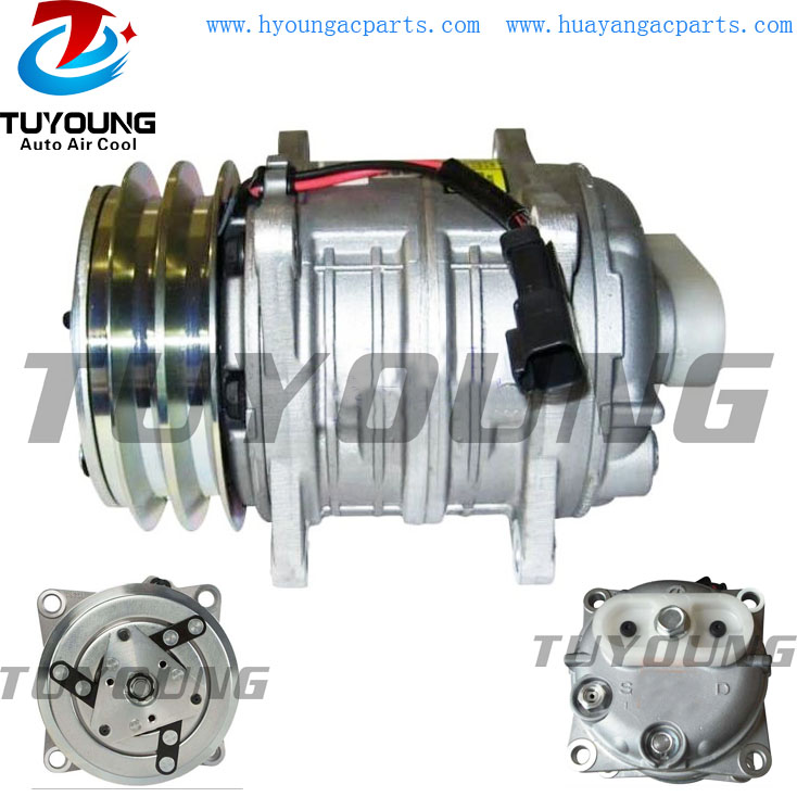 US $135 0 |TM 08HS vehicle ac compressor 276 9875 258 2468 489 2769875 12v  auto air pump TM08HS-in A/C Compressor & Clutch from Automobiles &