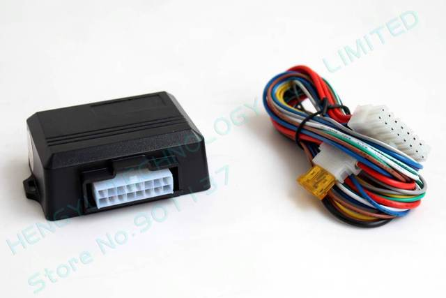 in stock! best selling universal 4 door electric power window closer module automatic rolling up compatible all car alarm FR-4WA