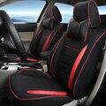 Льняная Ткань Автокресла Для Toyota FJ Cruiser Чехол Протектор Индивидуальные Автокресло Обложка Салона Комплект Автомобиля Подушки