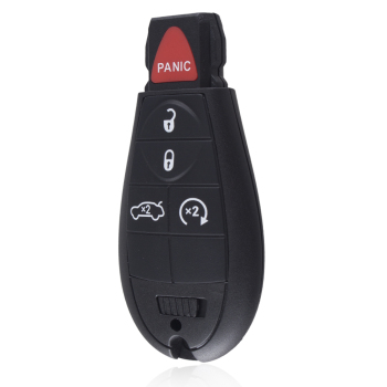 Chiave Telecomando per DODGE Chrysler Jeep Dodge Grand Caravan Town and Country M3N5WY783X IYZ-C01C 433Mhz 5 Tasti 1