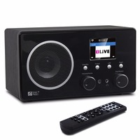 O 007 океан цифровой WR 282CD Professional беспроводной Wi Fi интернет вещания радио с Bluetooth DAB + FM