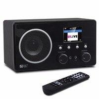 WiFi/DAB+/FM Radio Ocean Digital WR 282CD Internet WiFi DAB Radio Bluetooth Multi language Menu Alarm Clock Radio Remote