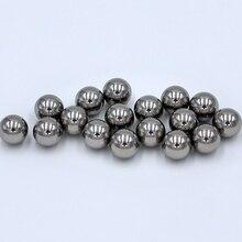3/8 ''дюйма(9,525 мм) 50 шт AISI 304 G100 Нержавеющая сталь подшипника Шарики