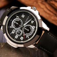 YAZOLE 2016 Men Watch Casual Sports Top Brand Luxury Famous Wristwatch Male Clock Quartz Watch Wrist