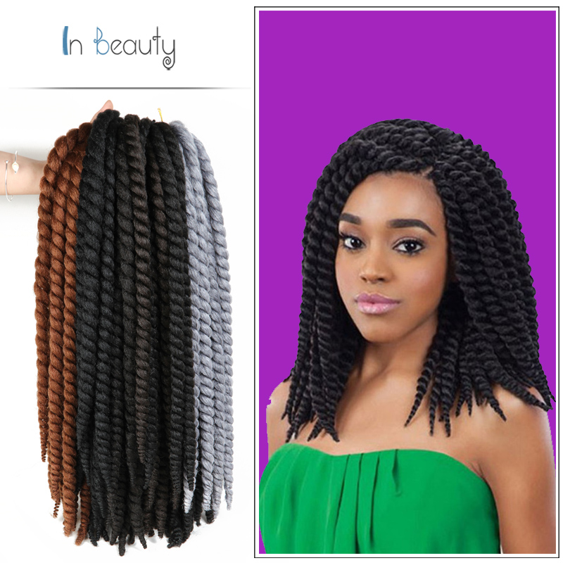 Kids Box Braids Crochet Braids Havana Mambo Twist Crochet Braid Hair ...