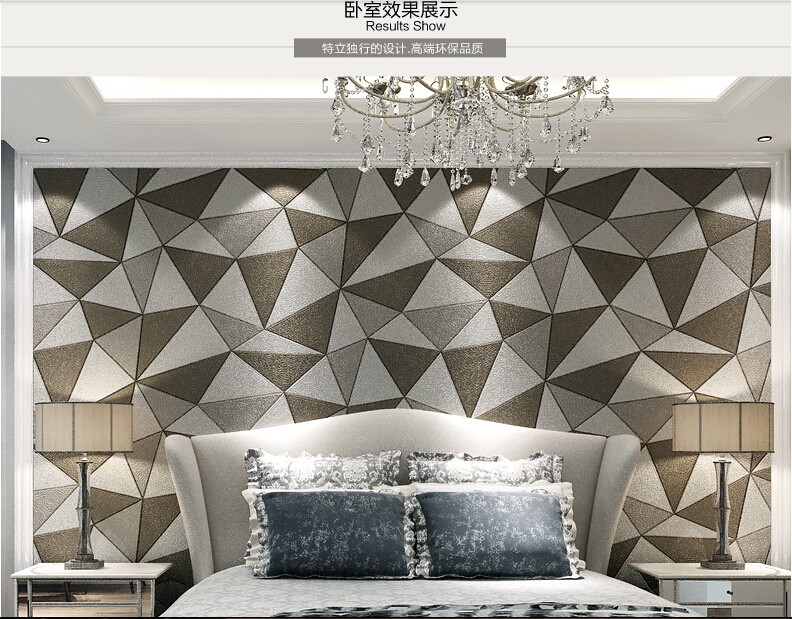 905 Classical geometry imitation leather grain embossing wallpaper 3d wall stickers brunet sitting room bedroom TV setting wall 906 classical geometry imitation leather grain embossing wallpaper 3d wall stickers brunet sitting room bedroom tv setting wall