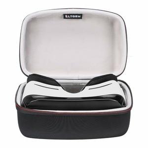 Ltgem Hard Opslag Travel Case Voor Samsung Gear Vr 2016 Of Google Oem Dagdroom View Vr Headset (Alleen)(China)