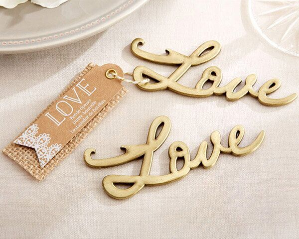 50 pcslot love antique gold bottle opener bridal shower favors and gift wedding giveaways gift free shipping in party favors from home garden on