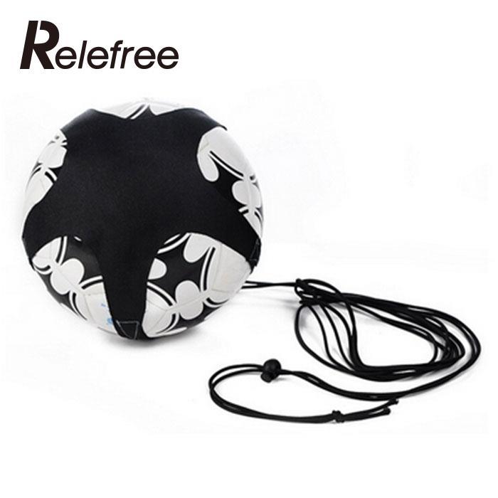 Soccer Ball Kick Trainer Skills Solo football training Aid Equipment WaistBelt Adjustable Belt Practice Assistance top quality