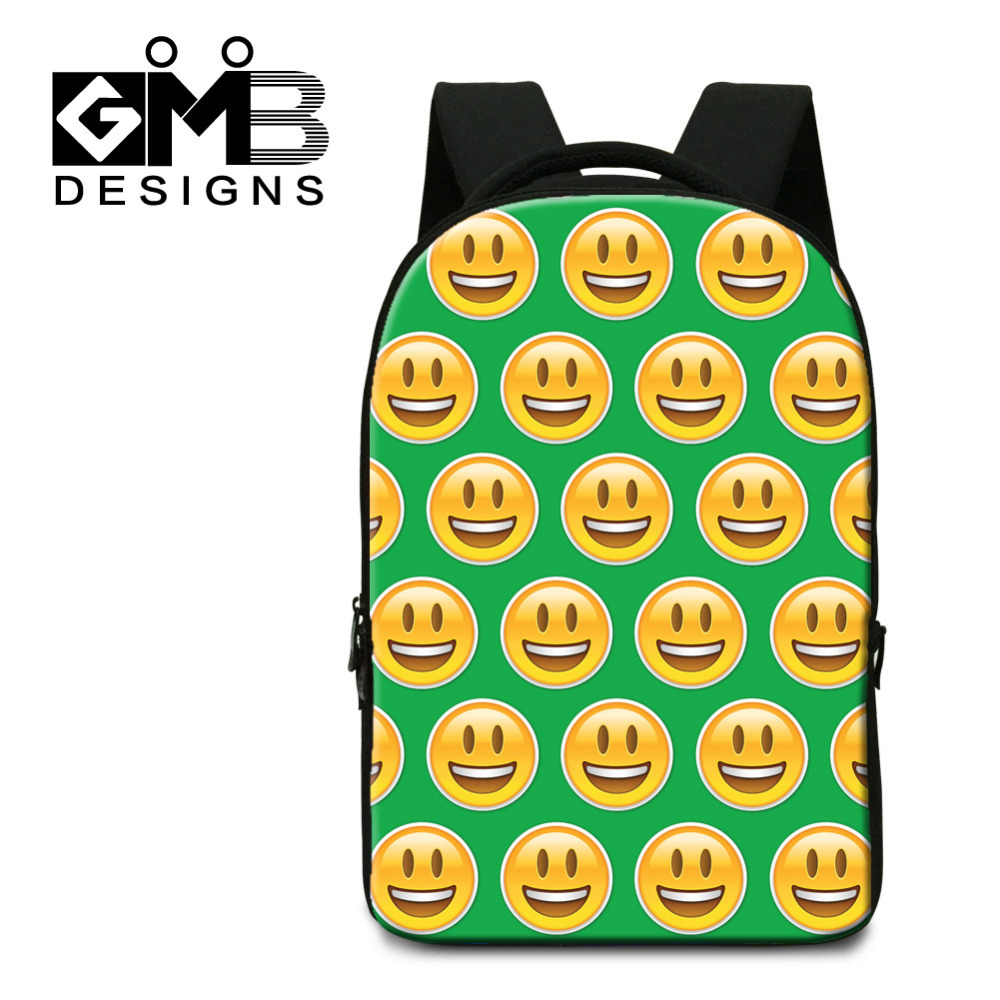 3D Emoji Face Printing Computer Backpack For Men Women Laptop Shoulder Bag Fashion School Bags For Teenager Boys Girls Mochila men backpack student school bag for teenager boys large capacity trip backpacks laptop backpack for 15 inches mochila masculina